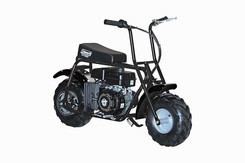 best mini bikes gas-powered Coleman Powersports review - Luxe Digital