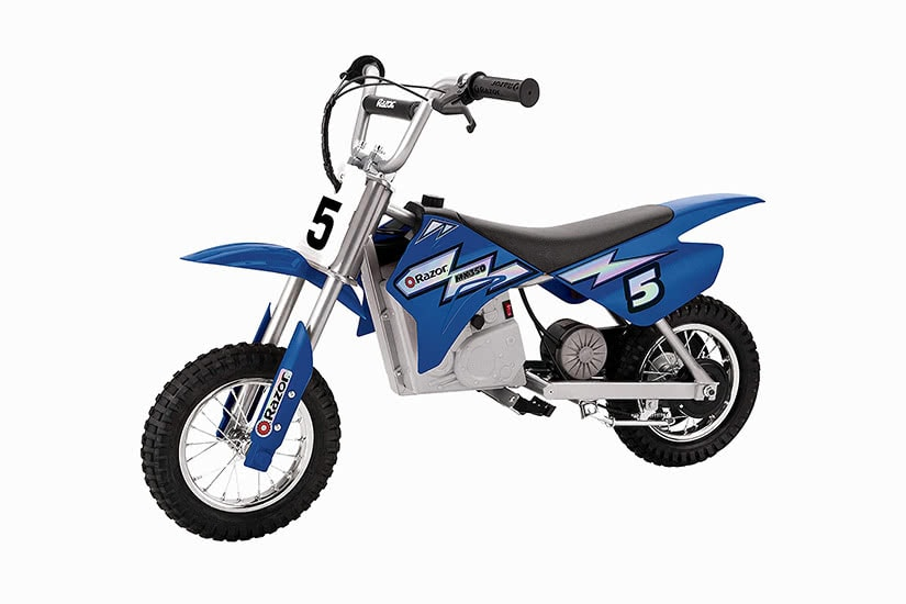 best mini bikes Razor Electric Motocross review - Luxe Digital