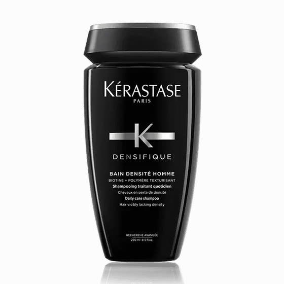 best men hair style kerastase densifique shampoo review - Luxe Digital