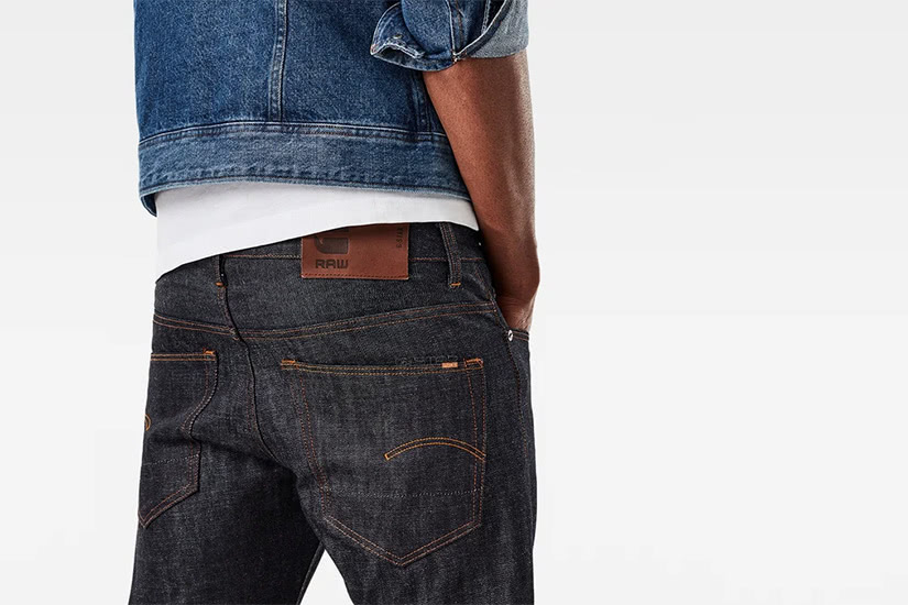 best men jeans g star raw luxe digital