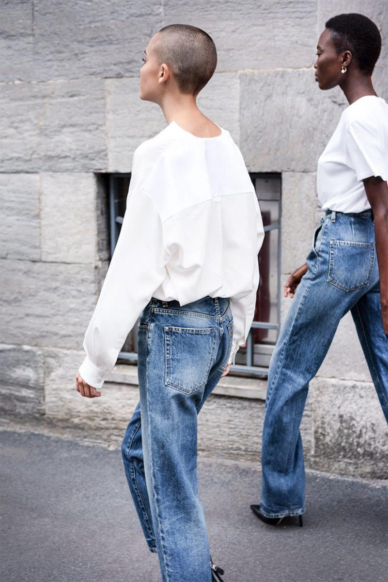 denim women style r13 luxe digital