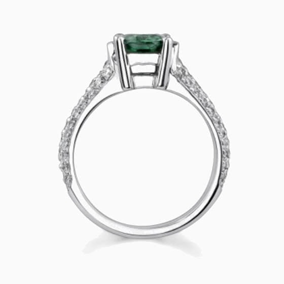best jewelry brands barkevs ring review - Luxe Digital