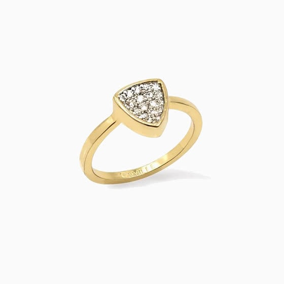 best jewelry brands camille ring review - Luxe Digital