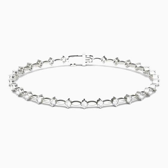best jewelry brands charles colvard bracelet review - Luxe Digital