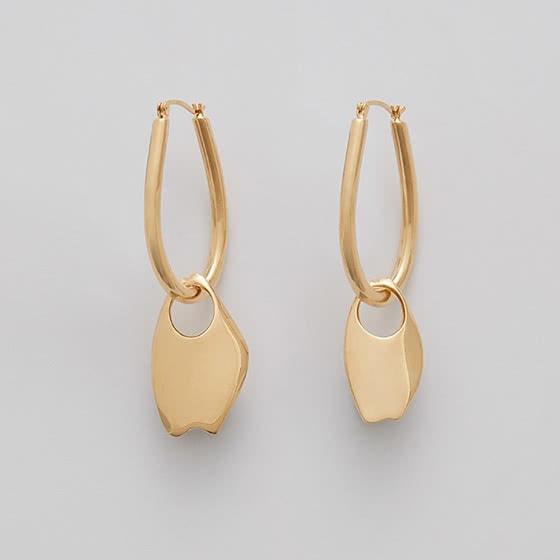 best jewelry brands cuyana earrings review - Luxe Digital
