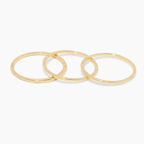 best jewelry brands gorjana ring review - Luxe Digital