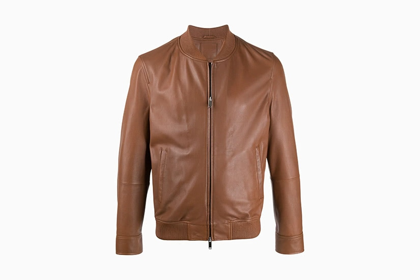 best leather jackets men desa 1972 bomber luxe digital