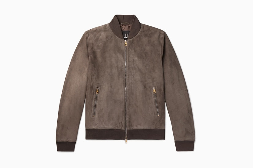 best leather jackets men dunhill luxe digital