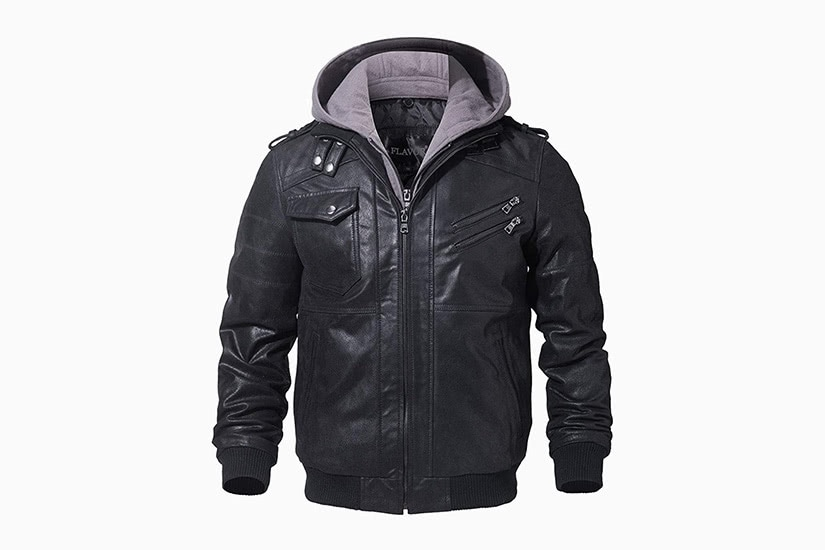best leather jackets men flavor luxe digital