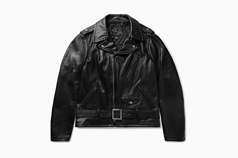best leather jackets men schott perfecto luxe digital
