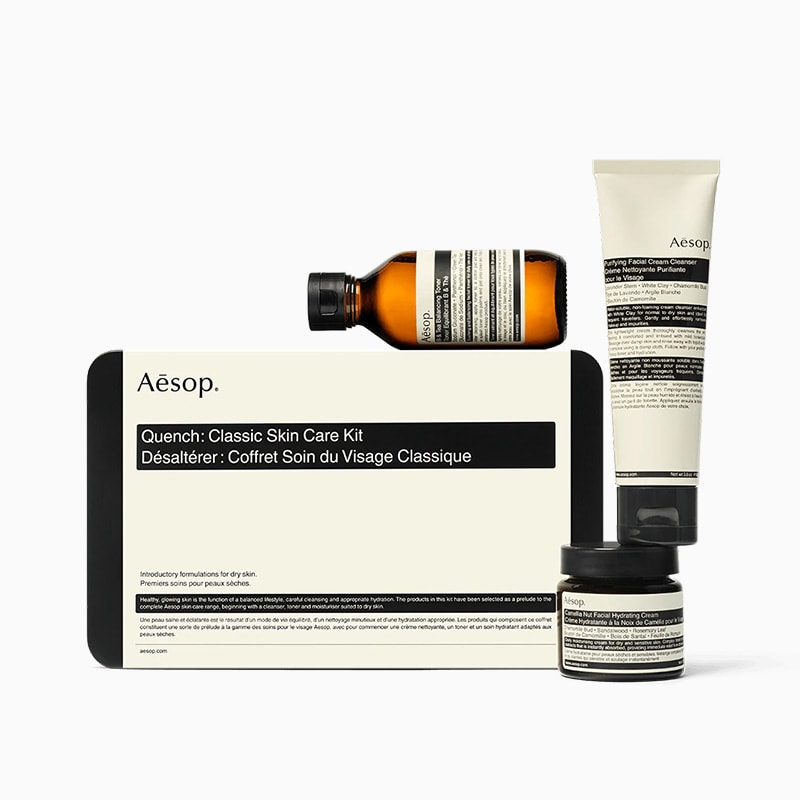 best gift men premium aesop skincare - Luxe Digital