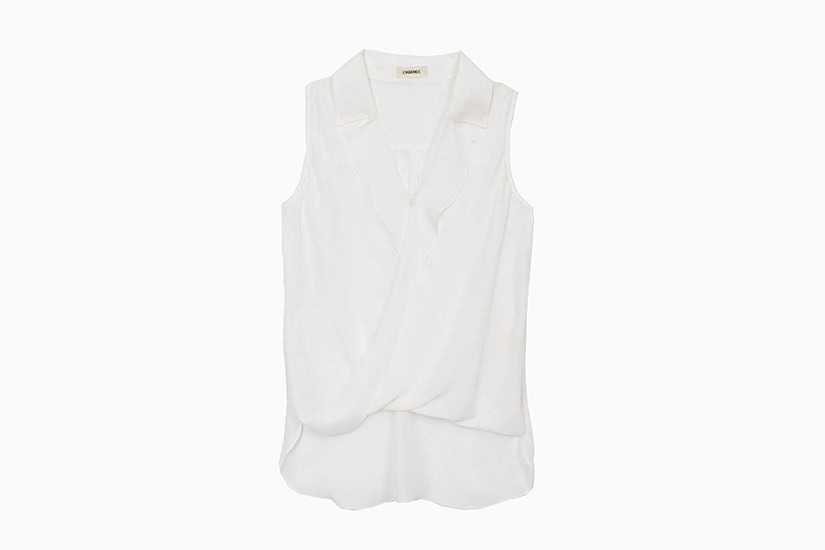 best white shirts women lagence luxe digital