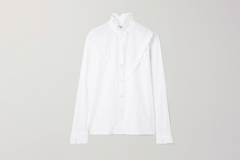 best white shirts women nili lotan luxe digital