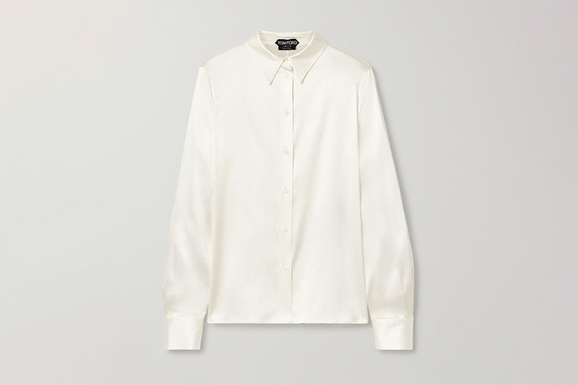 best white shirts women tom ford luxe digital