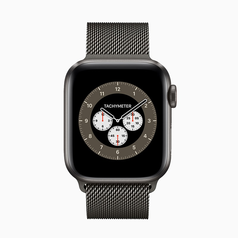 best gift men premium apple watch 6 - Luxe Digital