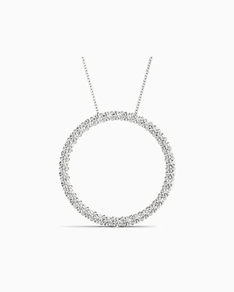 clean origin luxury gifts lab-grown diamond necklace luxe digital