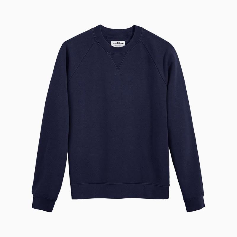 best gift women brooklinen sweatshirt - Luxe Digital