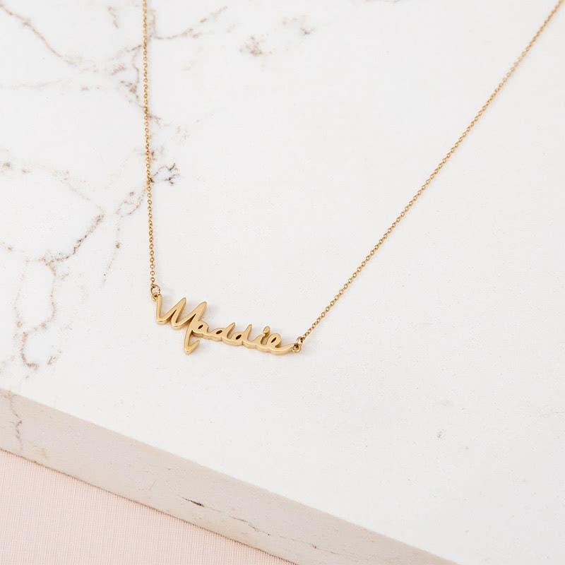 best gift women capsul necklace - Luxe Digital