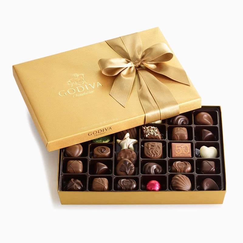 best gift women godiva chocolate - Luxe Digital