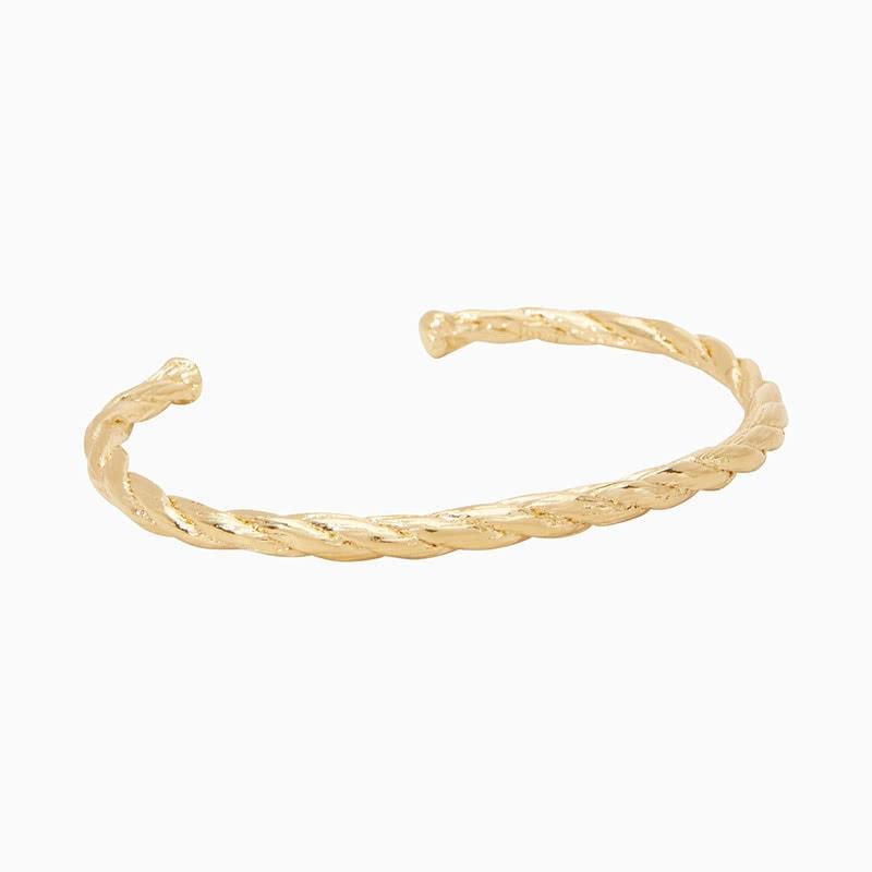 best gift women imai gold bracelet - Luxe Digital
