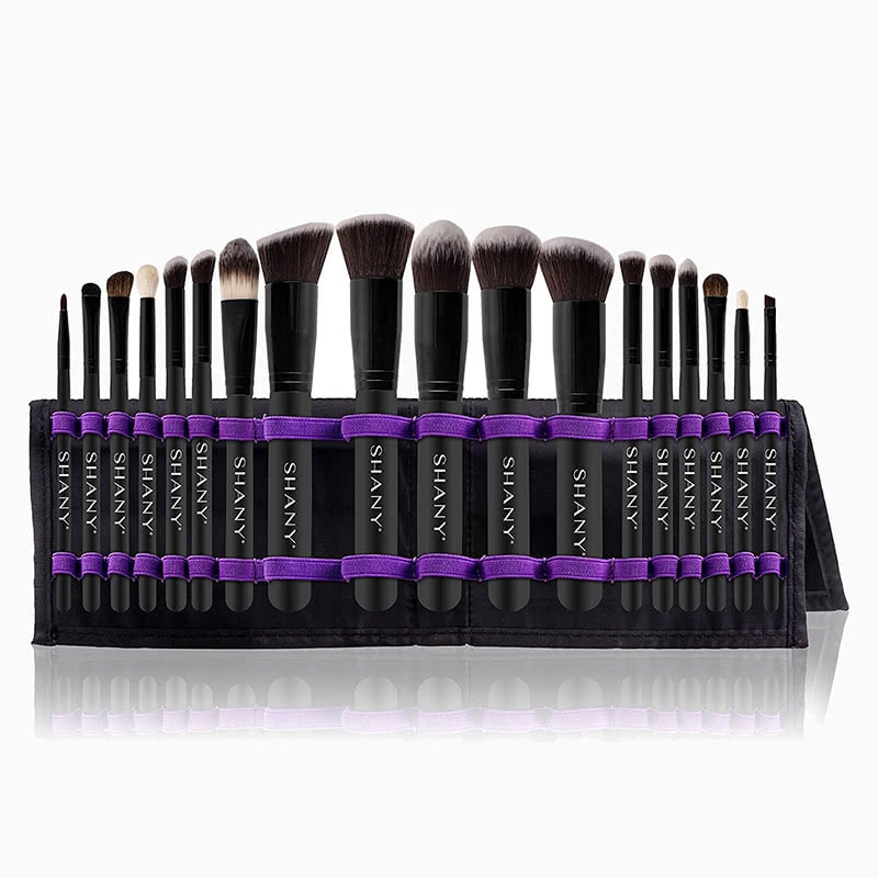 best gift women shany cosmetic brushes - Luxe Digital