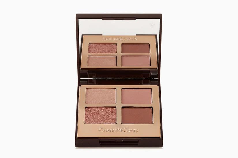 best eyeshadow palette Charlotte Tilbury beginners review - Luxe Digital