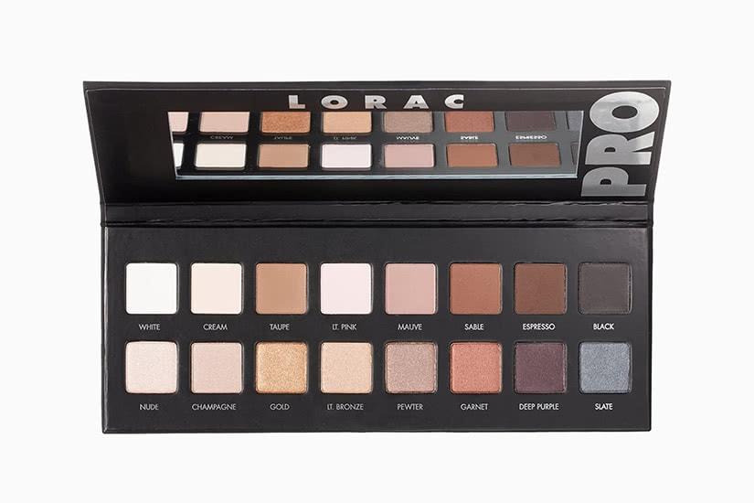 best eyeshadow palette LORAC PRO review - Luxe Digital