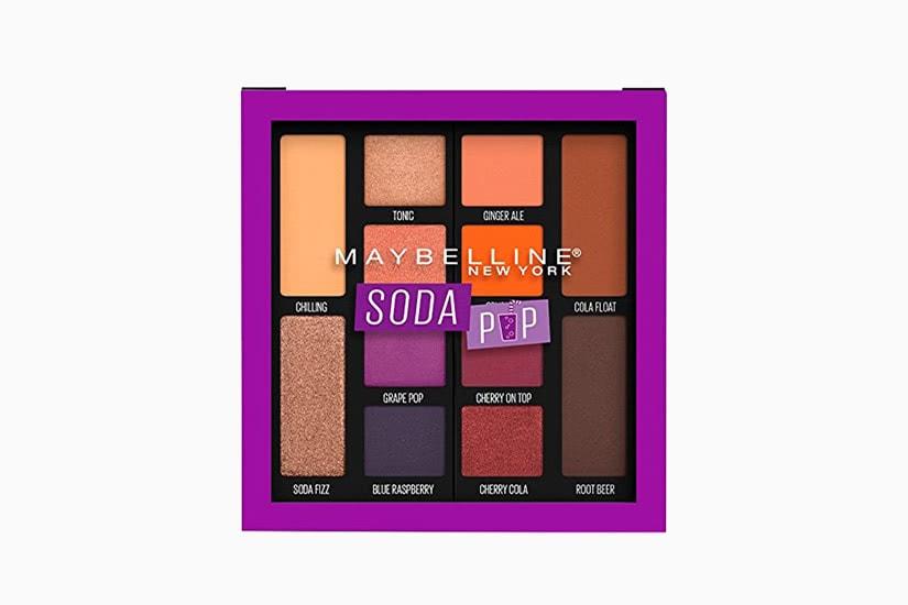 best eyeshadow palette maybelline brown eyes review - Luxe Digital