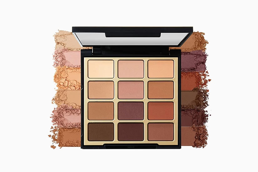 best eyeshadow palette Milani matte review - Luxe Digital