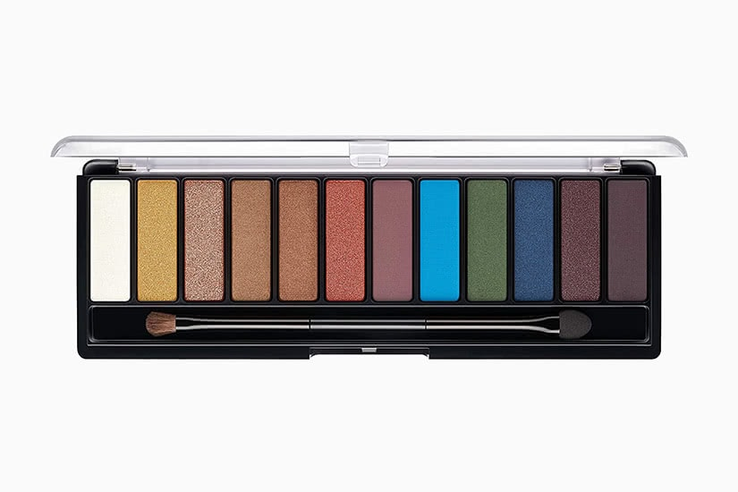 best eyeshadow palette Rimmel budget review - Luxe Digital
