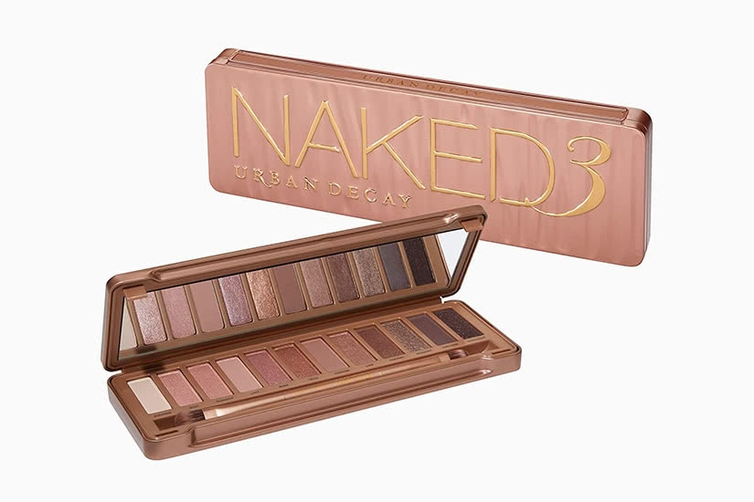 best eyeshadow palette Urban Decay Naked3 review - Luxe Digital