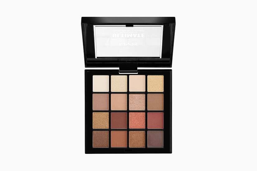 best eyeshadow palette value NYX review - Luxe Digital
