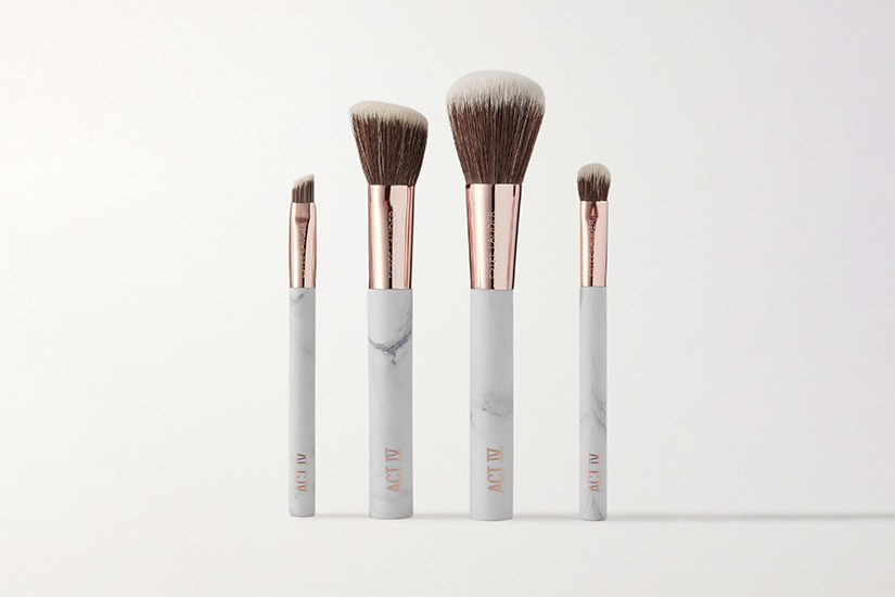 best makeup brushes estée lauder brushed by fame luxe digital