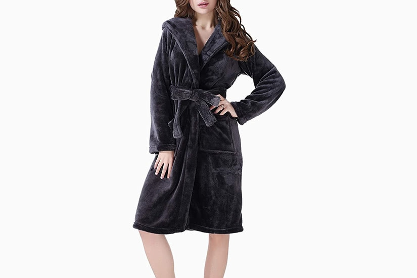 best robes women richie house bathrobe luxe digital