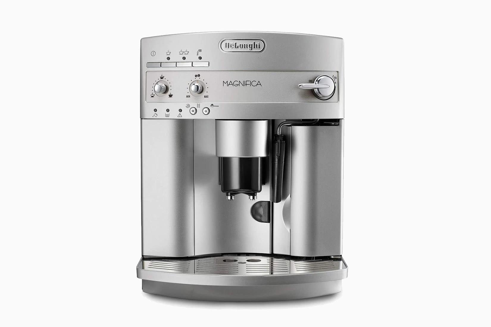 best espresso machine automatic de longhi magnifica review - Luxe Digital