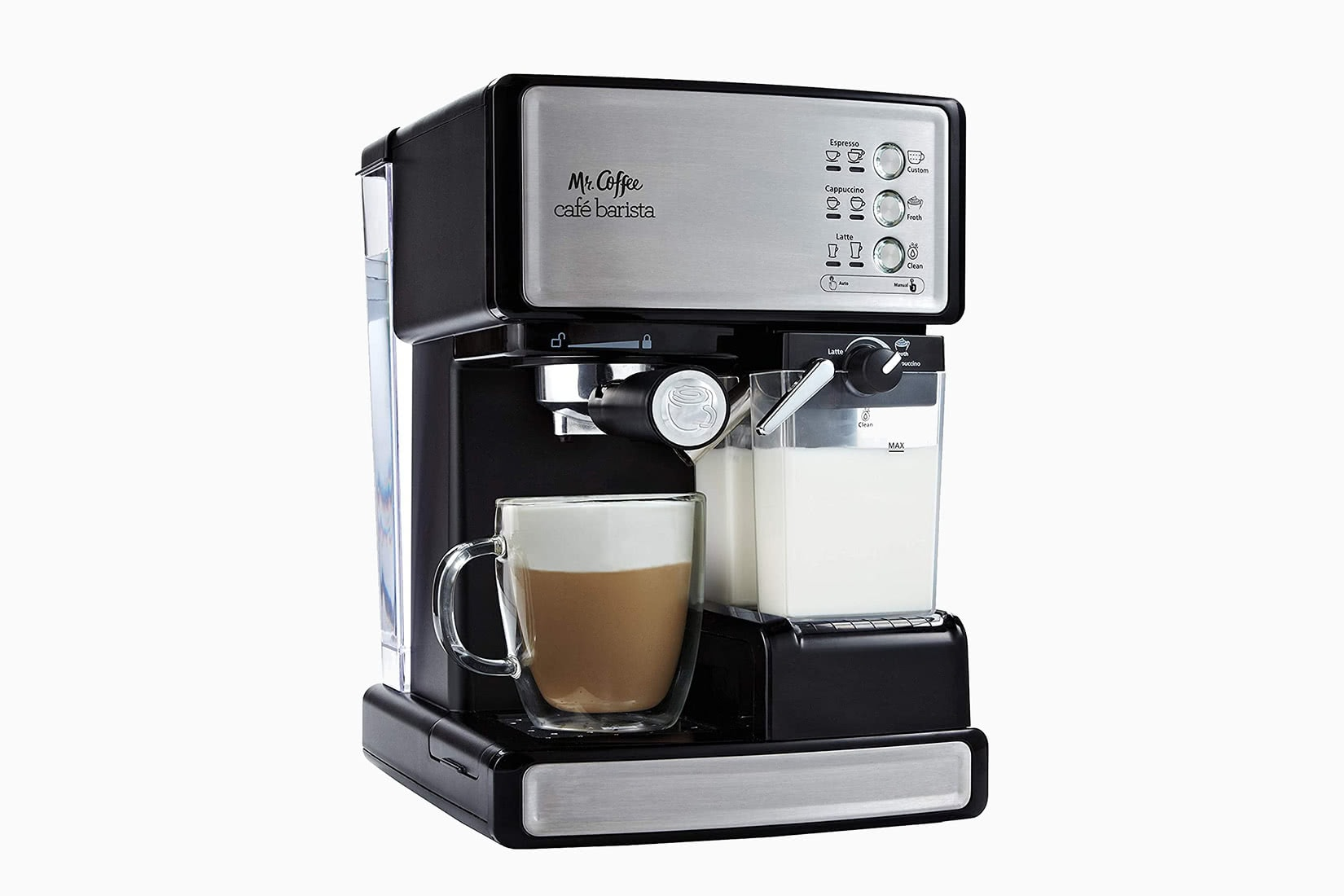 best espresso machine frother coffee cafe barista review - Luxe Digital