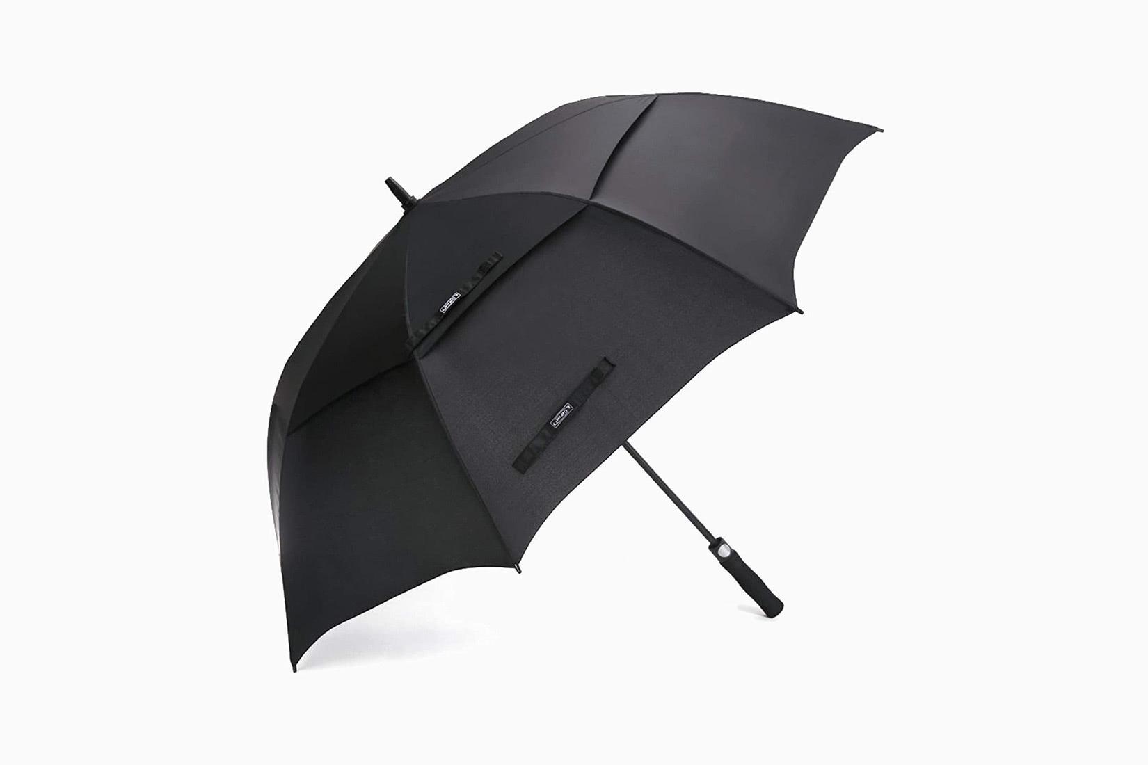 best umbrellas g4free golf umbrella luxe digital