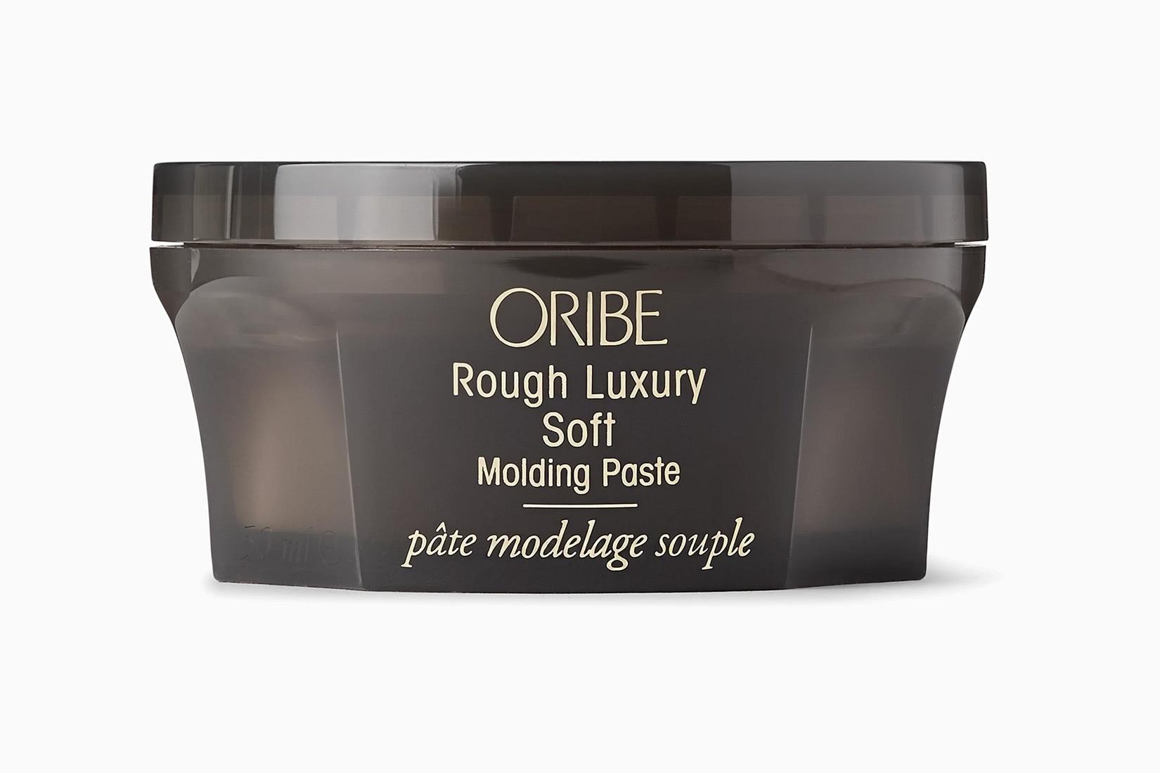 los mejores productos para el peinado del cabello hombres oribe pasta de moldeo de lujo luxe digital