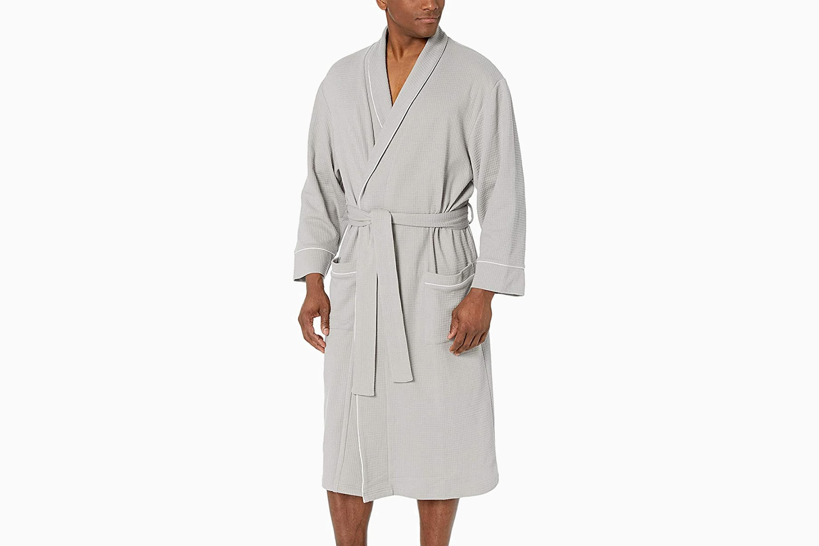 best robes men amazon essentials waffle robe luxe digital