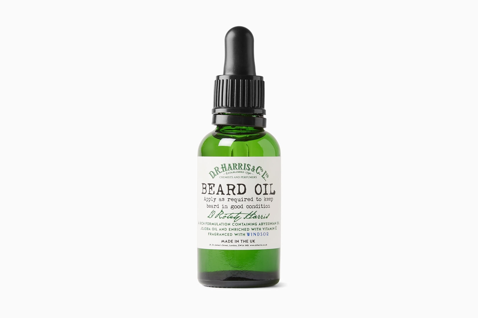 best beard oils dr harris luxe digital