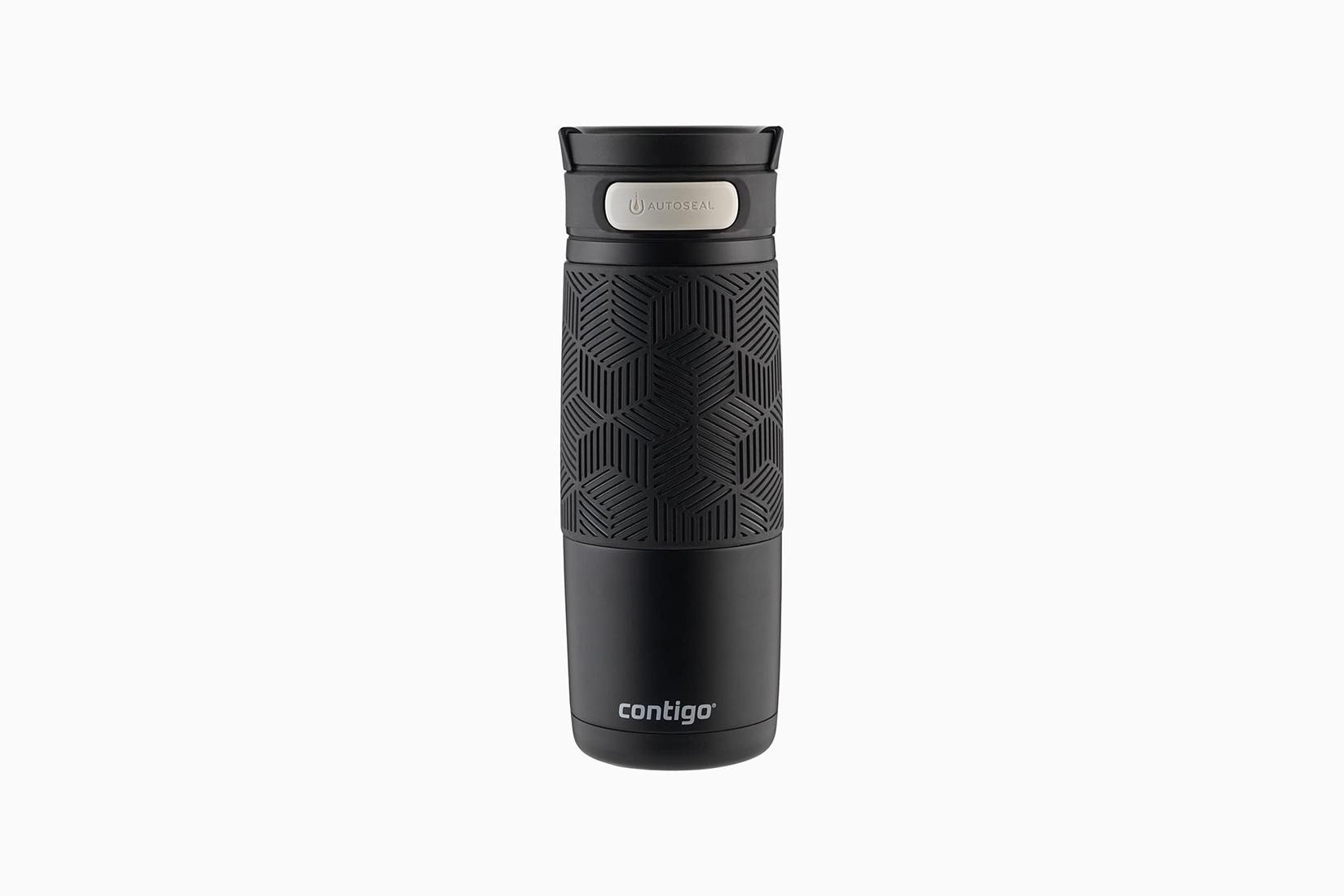 best travel coffee mugs contigo autoseal luxe digital