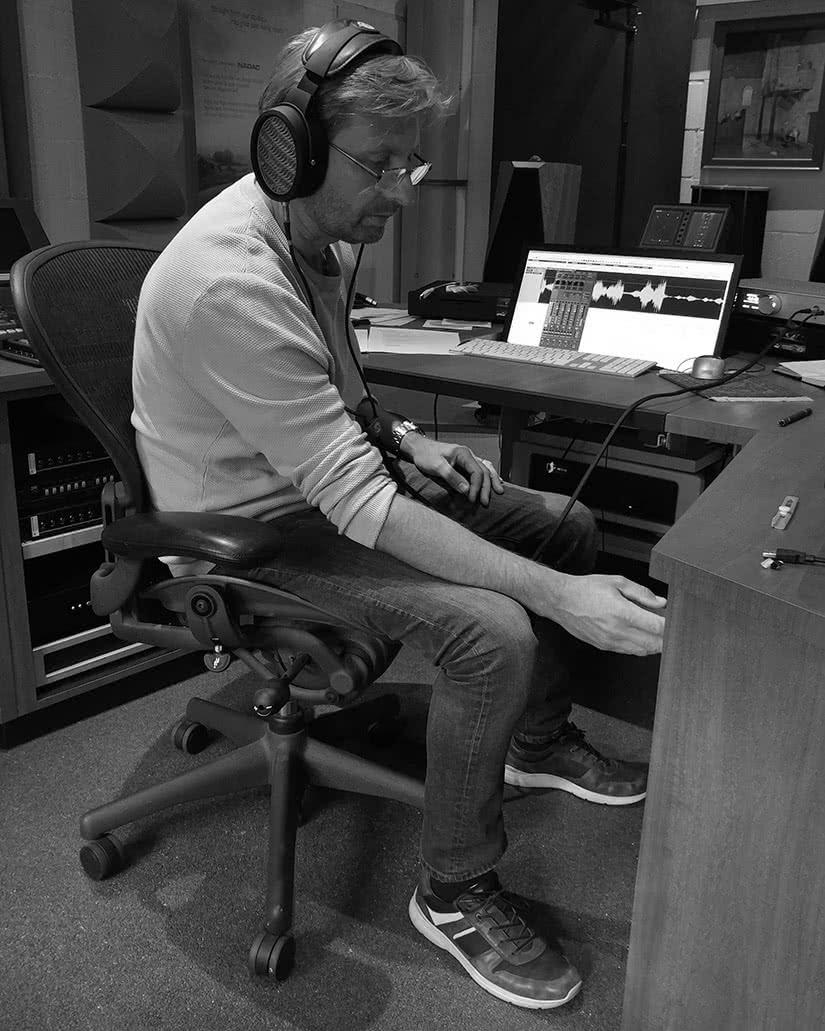 bert van der wolf warwick acoustics aperio review - Luxe Digital