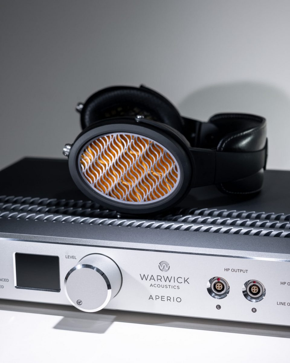 warwick acoustics aperio amplifier review - Luxe Digital
