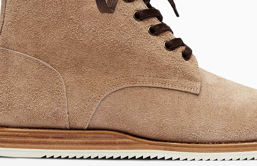 how to clean suede shoes oliver cabell sb boots - Luxe Digital
