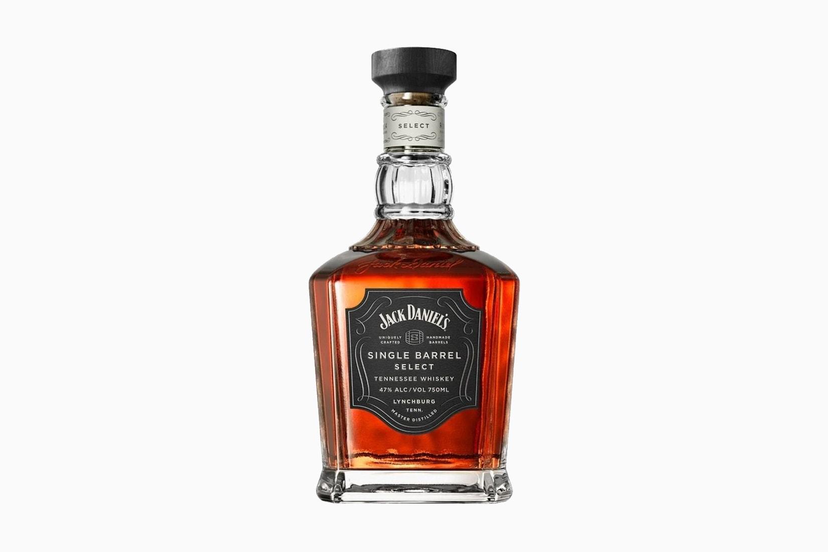 Tamaño de la botella de bourbon de Jack Daniel's - Luxe Digital