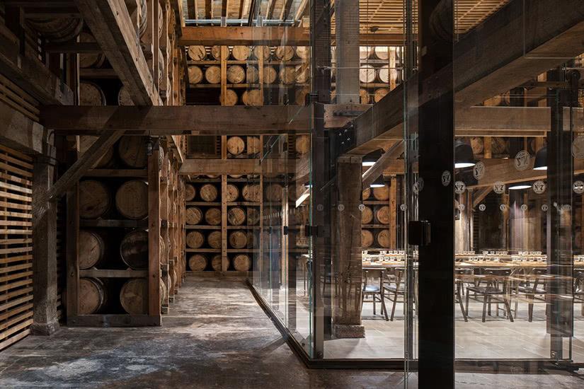 Destilería de bourbon Jack Daniel's - Luxe Digital