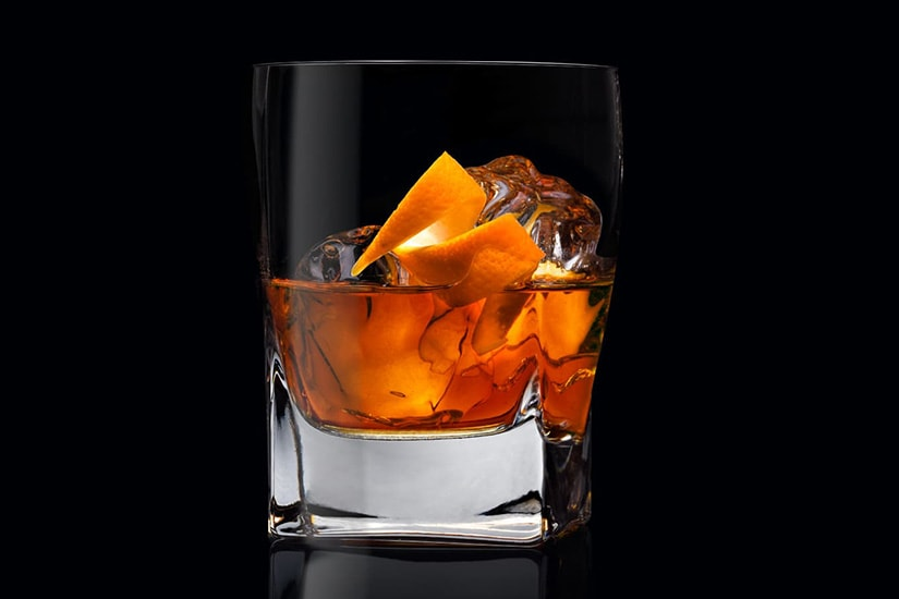 Jack Daniel's bourbon old fashioned cocktail recipe - Luxe Digital