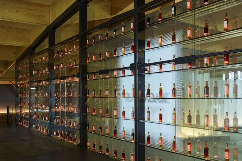 tour por la destilería de whisky escocés macallan scotland speyside - Luxe Digital