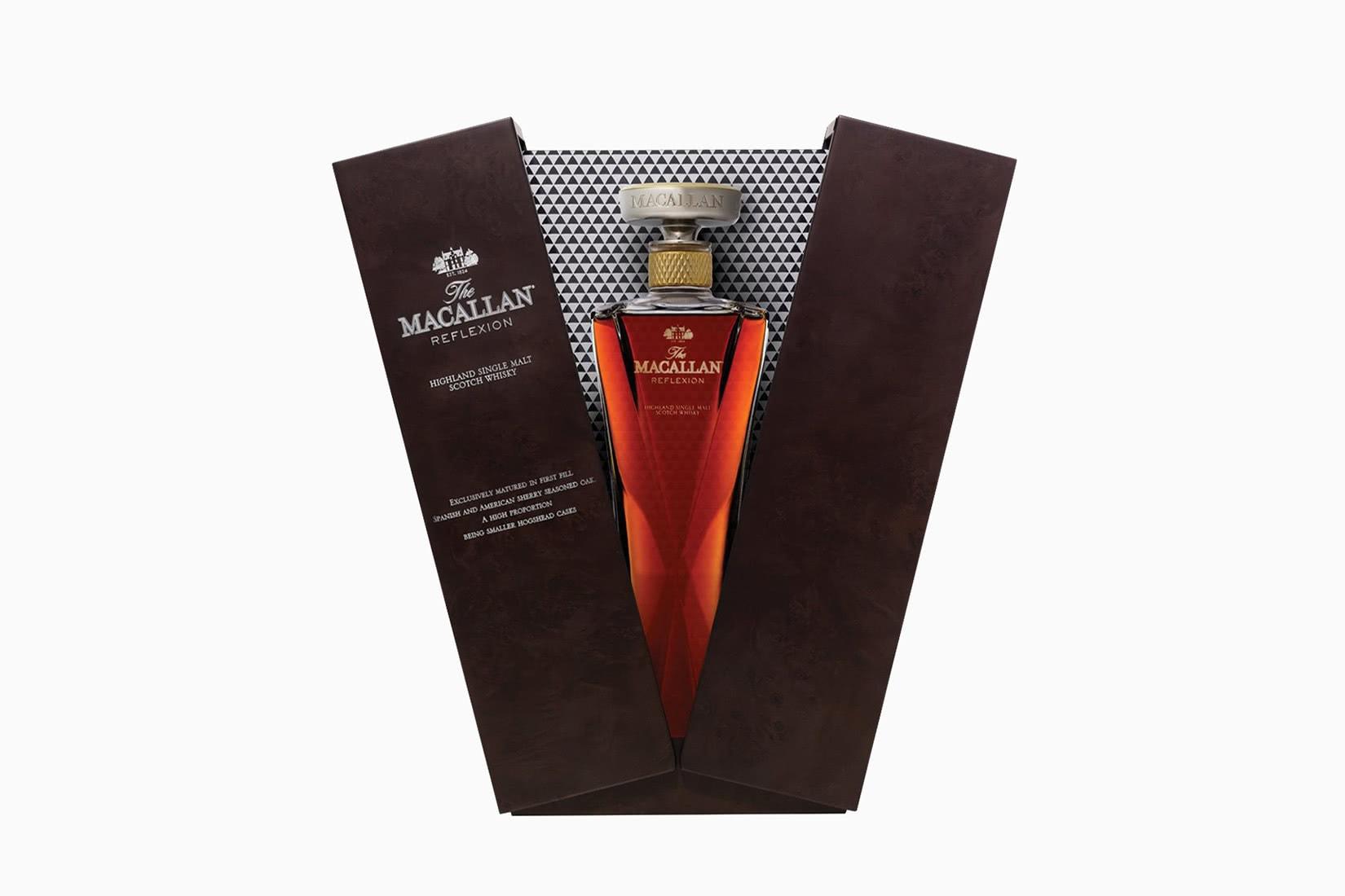 macallan scotch whisky reflexion botella precio tamaño - Luxe Digital