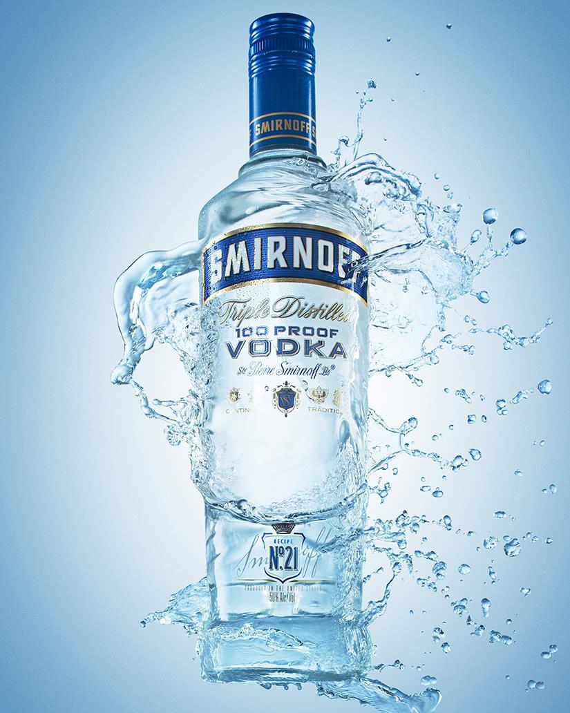 smirnoff no 21 botella de vodka precio tamaño - Luxe Digital